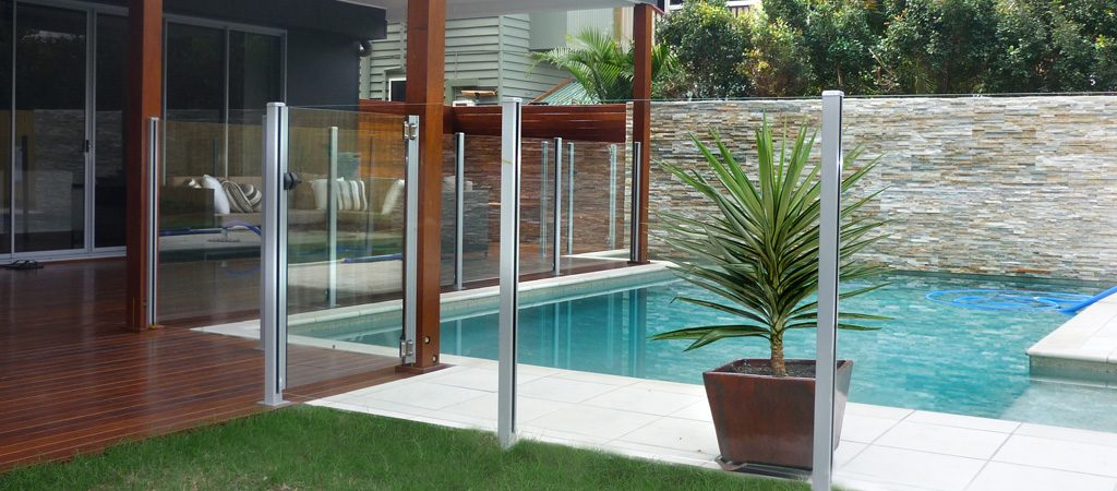 Semi Frameless Glass Pool Fencing Fencebuild